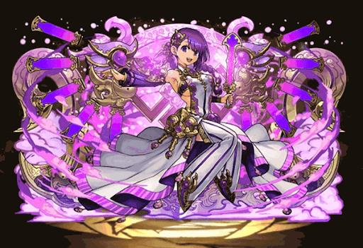 紫命の霊央神・カミムスビ