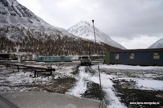 Photo: Рудничный поселок. Здесь можно снимать фильм ужасов.