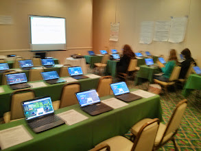 Photo: Chromebook Lab at CLS