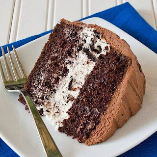Chocolate Oreo Dream Cake.