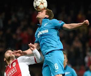 Le Zenit et Lombaerts se qualifient en Coupe de Russie