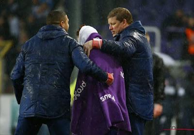 Trebel va laisser un vide à Anderlecht