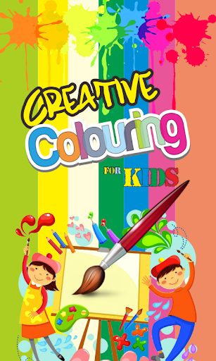 Creative Colouring for Kids
