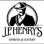 Logo for J.P. Henry's Restaurant ~ Sports Pub ~ Banquets