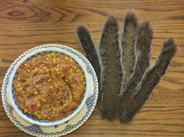 Brunswick Stew (1941 New American Cookbook) Recipe