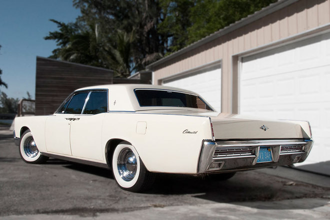 1967 Lincoln Continental Hire FL