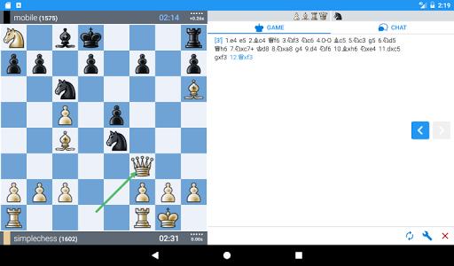 SimpleChess (Online) filehippodl screenshot 14