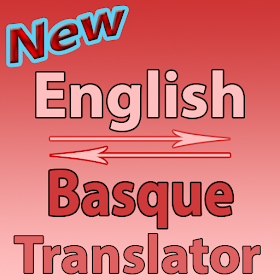 English To Basque Converter or Translator