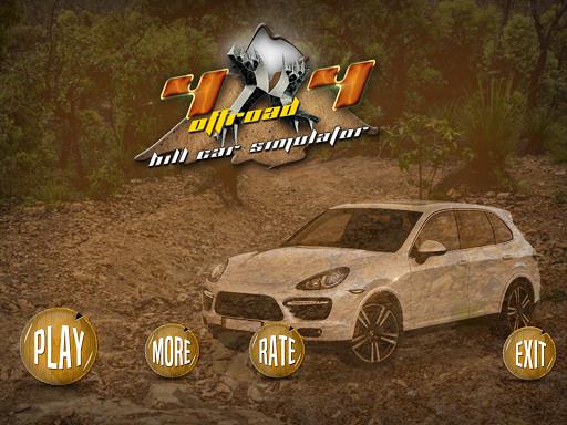 4x4 Offroad Hill Car Simulator