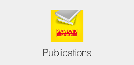 Sandvik Coromant Publications - Apps on Google Play