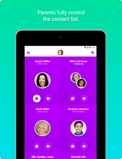 Messenger Kids – Safer Video Calls and Texting for PC