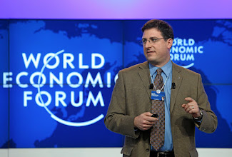Photo: DAVOS/SWITZERLAND, 24JAN12 - Kevin Steinberg, Chief Operating Officer, World Economic Forum USA captured during 'The World Economic Forum's Vision and Mission' at the Annual Meeting 2012 of the World Economic Forum at the congress centre in Davos, Switzerland, January 24, 2012.  Copyright by World Economic Forum swiss-image.ch/Photo by Remy Steinegger