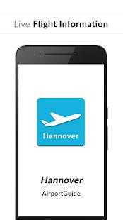 Hanover Airport Guide - Flight information HAJ - náhled