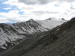 Photo: View from Khardung La