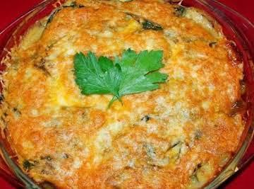 Leftover Thanksgiving Casserole Recipe