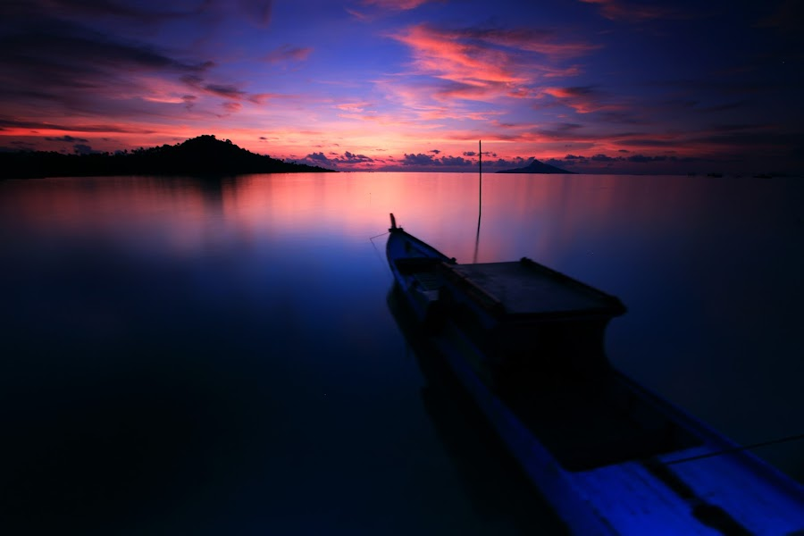 Blue Hours by Andry Wahyudi Agus - Landscapes Sunsets & Sunrises