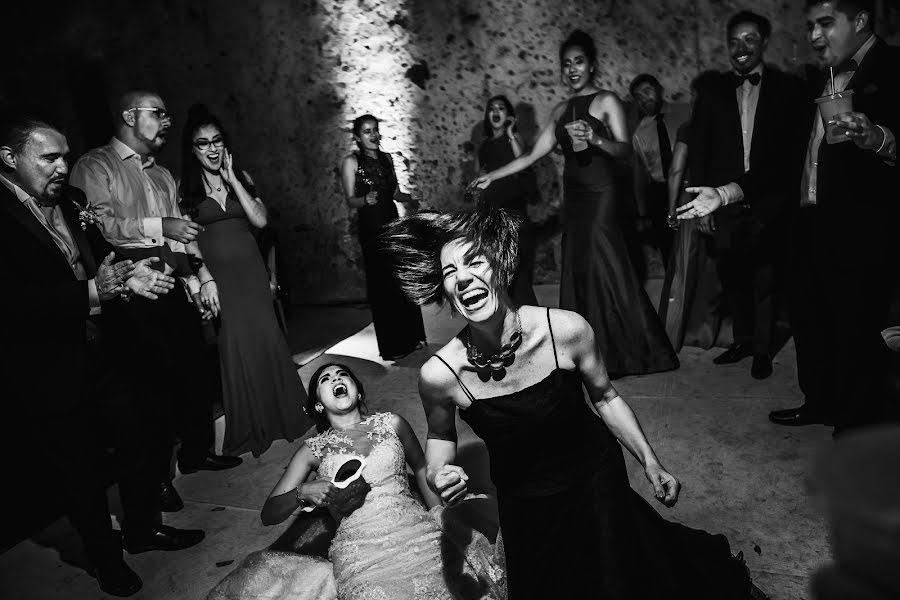 Fotografo di matrimoni Christian Macias (christianmacias). Foto del 27.08.2018