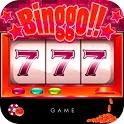 Big win slot machine 777 icon