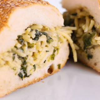 Pasta Sandwich Recipes