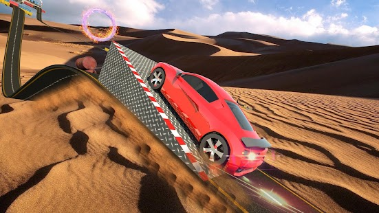 Impossible Car Tricky Stunt: Extreme 3D Racer - náhled