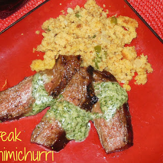 Wickedly Good Steak Chimichurri Recipe