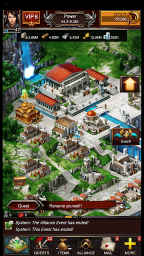 Game of War - Fire Age screenshot 6