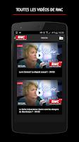 Screenshot of RMC : Info Talk Sport