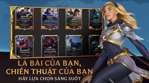 Huyu1ec1n Thou1ea1i Runeterra | Legends of Runeterra screenshots 4