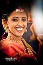 Photo: A happy bride is a beautiful bride!