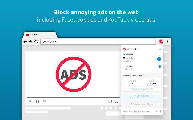 adblock for chrome pc free download windows 7