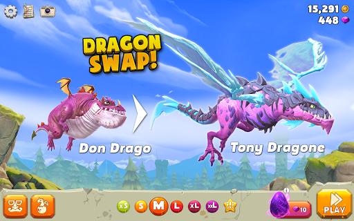 Hungry Dragon 2.8 screenshots 9