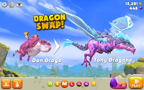 Hungry Dragon MOD APK 3.6 (MEGA HACK + Unlimited Coins) 9