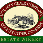 Logo for The County Cider Company