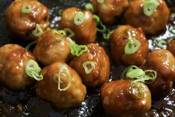 Sweet And Sour Pork Meatballs Recipe