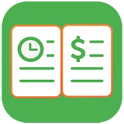 Green Timesheet - shift work log and payroll app