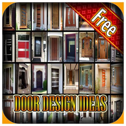 生活のドアのデザインのアイデア LOGO-記事Game