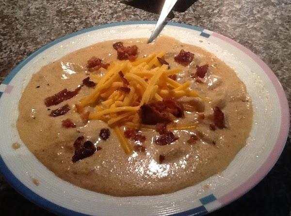 Stacey's Baked Potato Soup Recipe