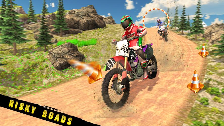 Download Offroad Motorbike Racing Games - Driving Simulator