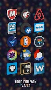 Tigad Pro Icon Pack APK 8