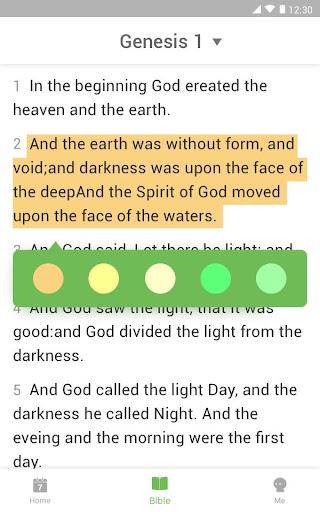 King James Bible (KJV) screenshot 8