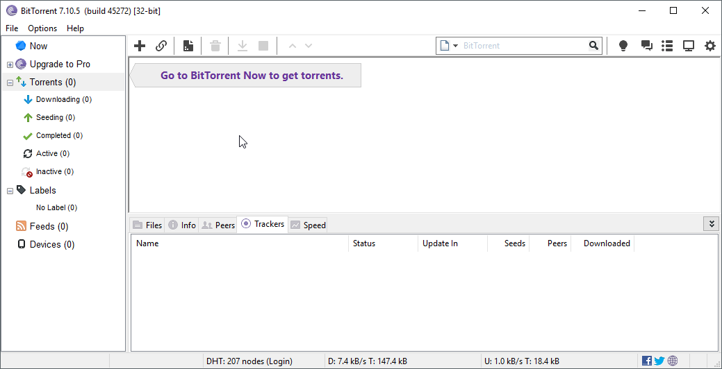 thumbapps.org BitTorrent, Portable Edition