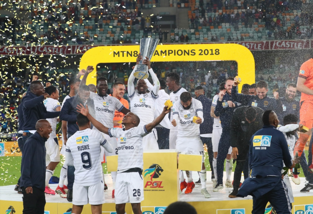 Football returns to Newlands as MTN8 venues and fixtures finally released
