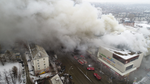 俄羅斯商場大火增至64死 4人被拘