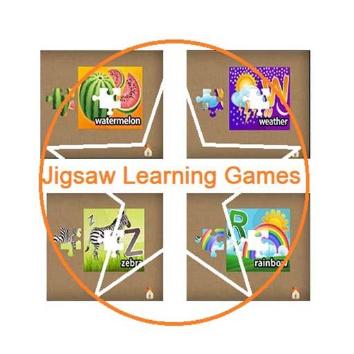 Jigsaw Learning Games