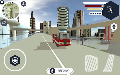Robot Firetruck- screenshot thumbnail