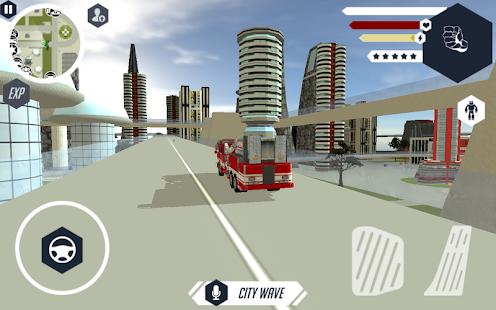 Tải Game Robot Firetruck