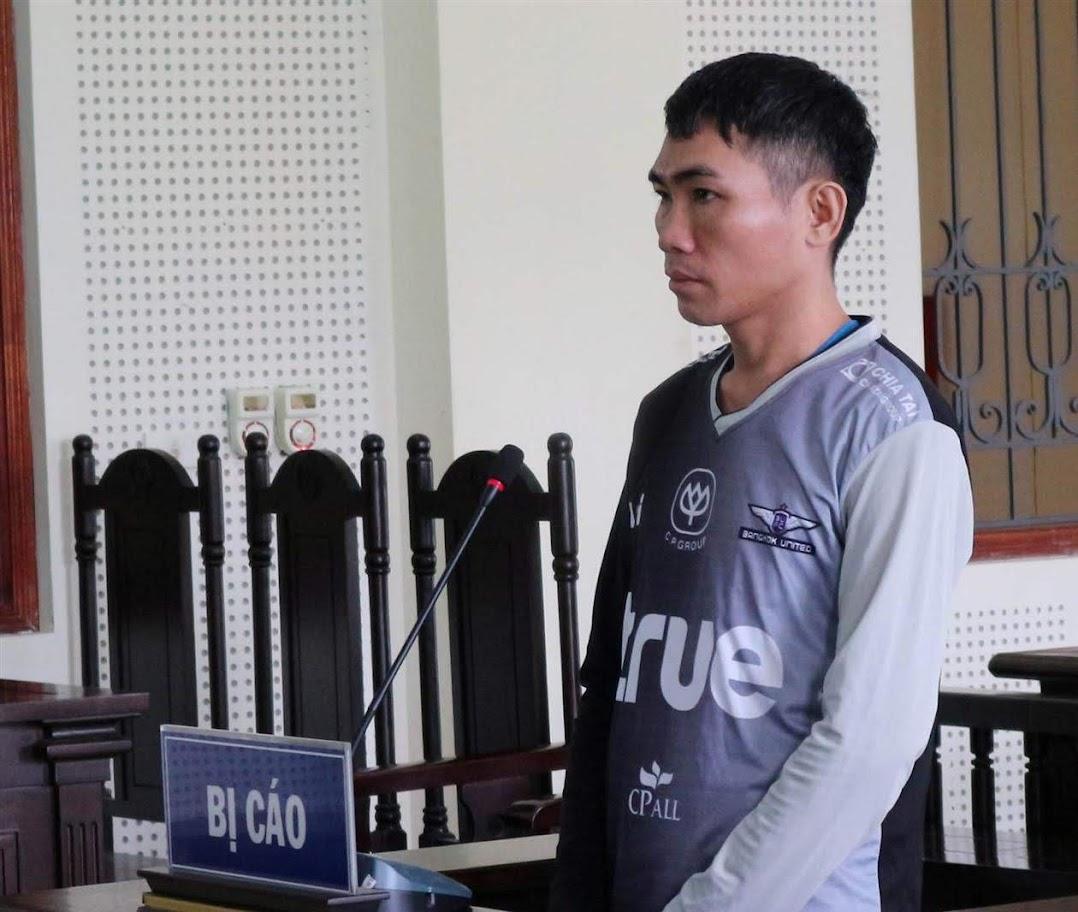 Bị cáo Lang Văn Thái