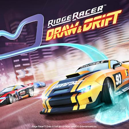 Ridge Racer Draw And Drift v1.2.3 (Mod Money)