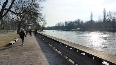 Photo: On arrive au bord de la Marne à Nogent