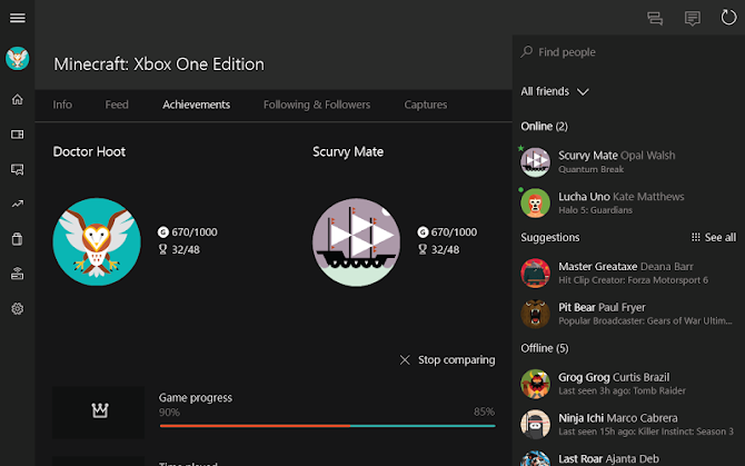 Xbox Android 5